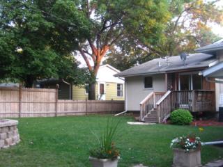 Pacific House green backyard