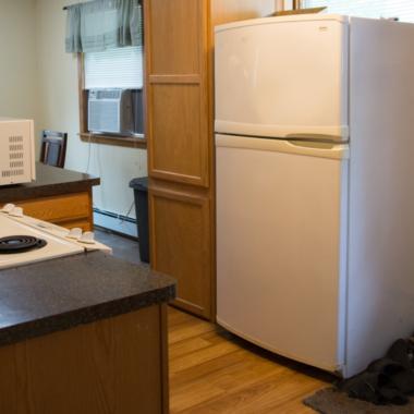 White Bear house kitchen